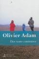 Couverture : Des vents contraires Olivier Adam