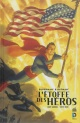 Couverture : Superman & Batman : L'étoffe des héros Dave Gibbons, Steve Oliff, Steve Rude