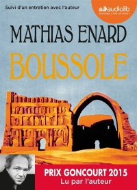 Vignette du livre Boussole  2 CD mp3  (18h00)