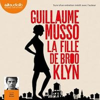Vignette du livre La fille de Brooklyn  CD mp3  (11h00)