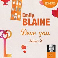Vignette du livre Dear you T.2  CD mp3  (8h34)