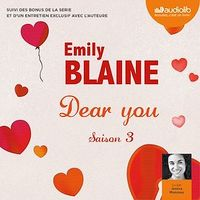 Vignette du livre Dear you Saison 3  Cd mp3  (10h43)