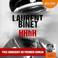 Vignette du livre HHhH  CD mp3  (11h06)
