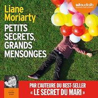 Vignette du livre Petits secrets, grands mensonges  2 CD mp3  (15h32)