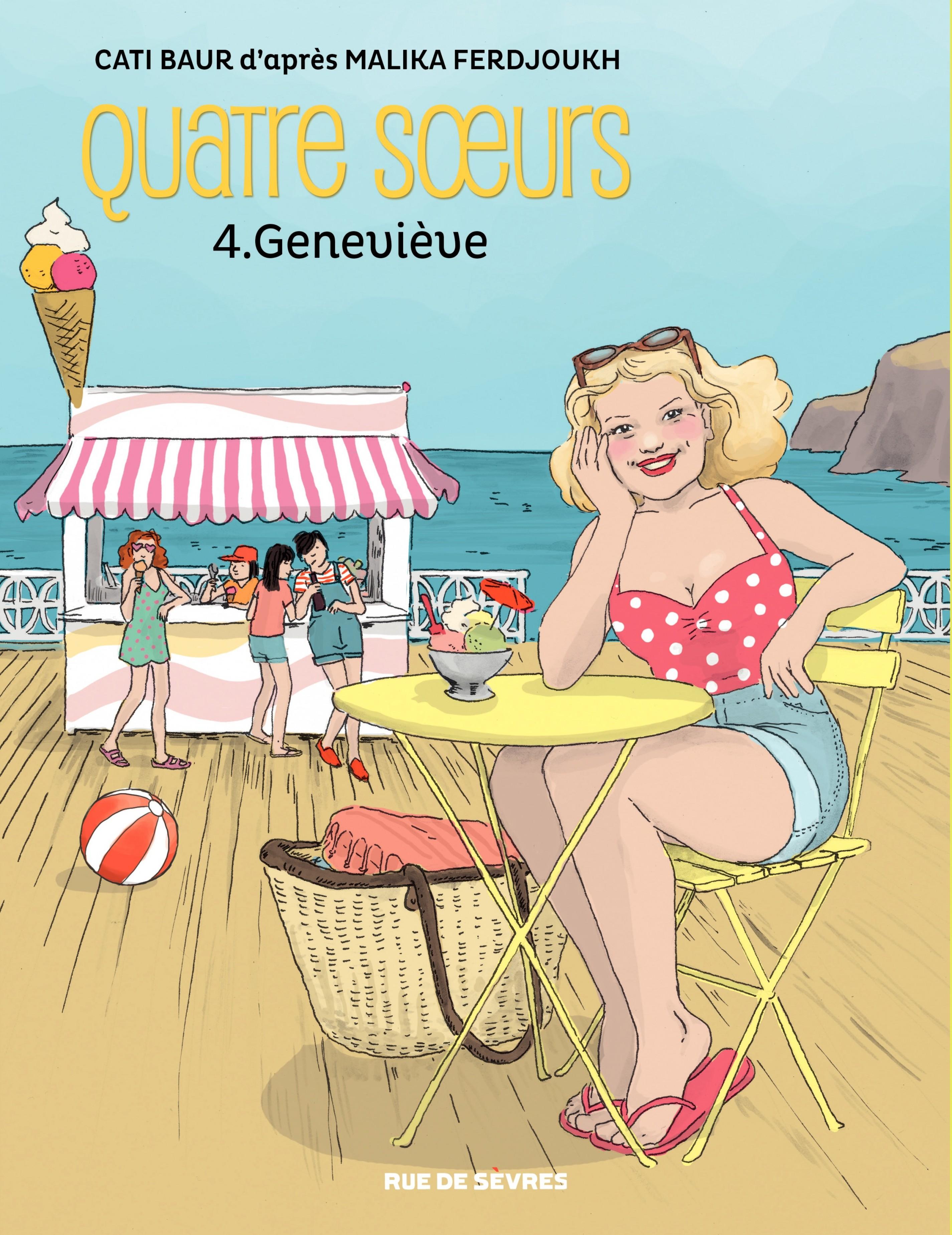 Quatre soeurs T.4 : Geneviève