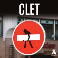 Vignette du livre Clet : The Sign
