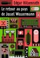 Couverture : Le retour au pays de Jossel Wassermann Edgar Hilsenrath