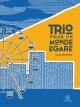 Couverture : Trio pour un monde égaré Marie Redonnet