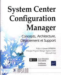 Vignette du livre System Center Configuration Manager : Concepts, architecture...