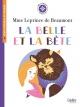 Couverture : La Belle et la Bête Jeanne-m Leprince De Beaumont, Marie Caillou