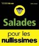 Couverture : Salades pour les nullissimes Emilie Laraison