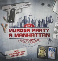 Vignette du livre Murder party à Manhattan
