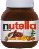 Couverture : Grand livre de recettes Nutella (Le) Keda Black, Frédéric Lucano