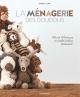 Couverture : Ménagerie des doudous: plus de 40 animaux en crochet à câliner Kerry Lord