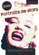 Couverture : Portraits de stars: coloriages magiques Thomas Pavitte