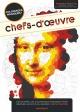 Couverture : Chefs-d'oeuvre: coloriages magiques Thomas Pavitte