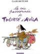 Couverture : Vie passionnée de Thérèse d'Avila (La) Claire Bretécher