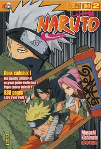 Vignette du livre Naruto : Version collector T.2