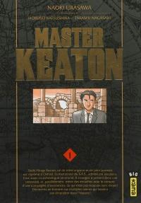 Master Keaton De luxe T.1