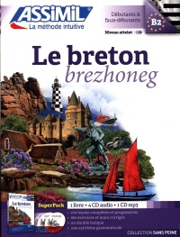 Vignette du livre Le breton : Super pack 4 CD audio