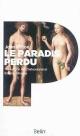 Couverture : Le paradis perdu John Milton