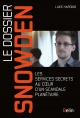 Couverture : Le dossier Snowden : les services secrets au coeur d'un scandale Luke Harding