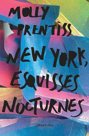 Vignette du livre New York, esquisses nocturnes