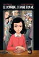 Couverture : Le journal d'Anne Frank Ari Folman, David Polonsky