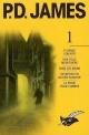 Couverture : Intégrales P.D. James (Les), #01 Phyllis Dorothy James