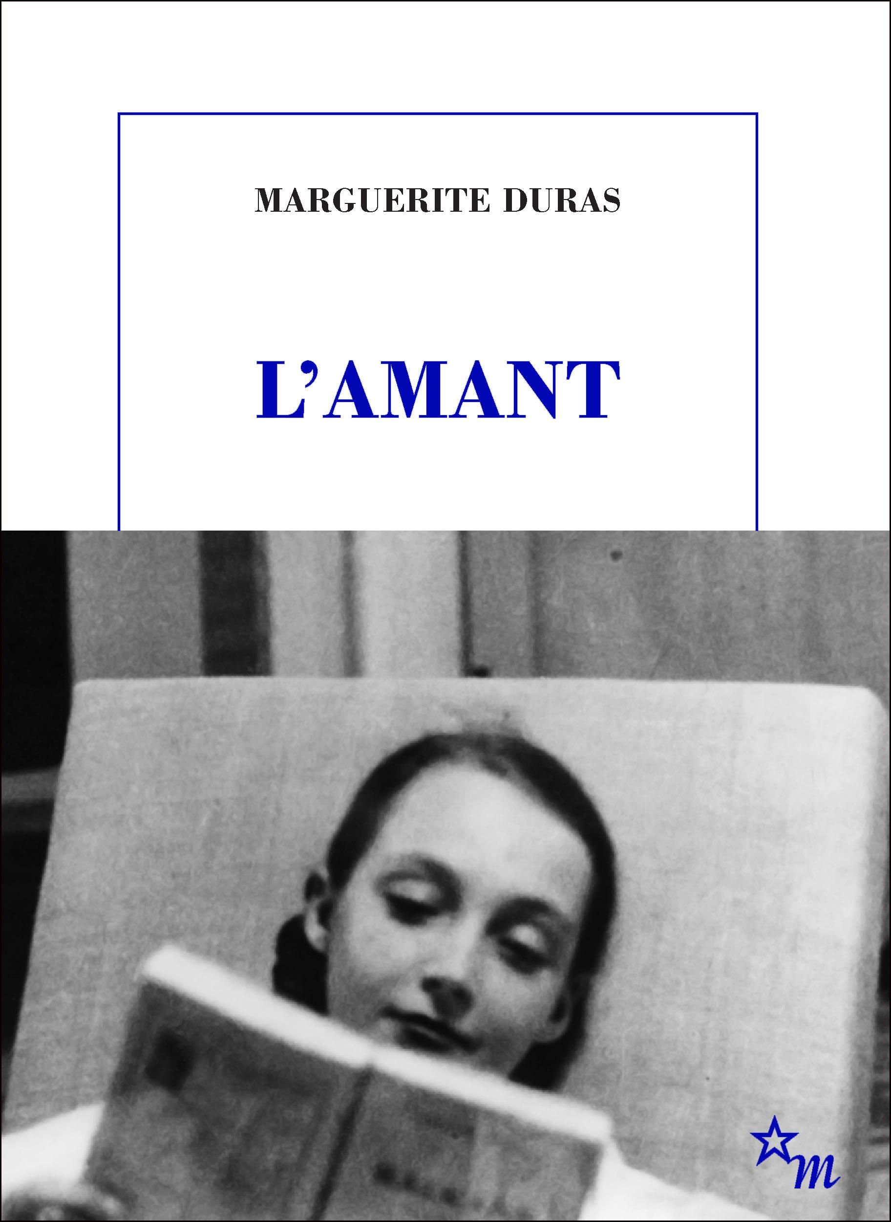 Couverture : Amant (L') Marguerite Duras