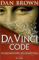 Couverture : Da Vinci Code Dan Brown