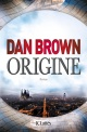 Couverture : Origine Dan Brown