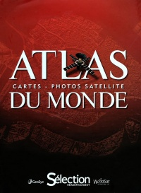 Vignette du livre Atlas du monde : Cartes, photos satellite