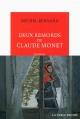 Couverture : Deux remords de Claude Monet Michel Bernard