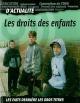 Couverture : Droits des Enfants (Les)