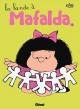 Couverture : Mafalda T.4 : La bande à Mafalda  Quino