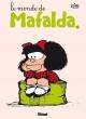 Couverture : Mafalda T.5 : Le monde de Mafalda  Quino