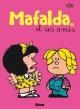 Couverture : Mafalda T.8 : Mafalda et ses amis  Quino