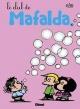 Couverture : Mafalda T.10 : Le club de Mafalda  Quino