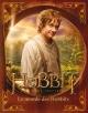 Couverture : Le Hobbit: le monde des hobbits John Ronald Reuel Tolkien, Paddy Kempshall