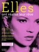 Couverture : Elles ont réalisé leur rêve: 50 portraits de femmes célèbres Philippe Godard, Jo Witek