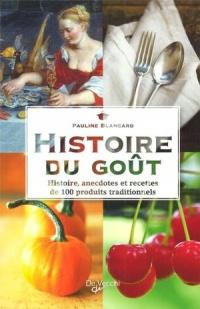 Histoire du Goût