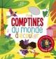 Couverture : Mes comptines du monde à écouter (Livre-CD) Maryse Letarte, Marion Girer