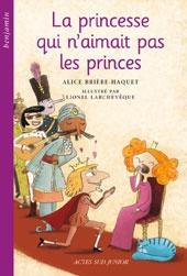 Princesse qui n'aimait pas les princes (La)