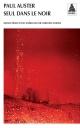 Couverture : Seul dans le noir Paul Auster