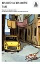 Couverture : Taxi Khaled Al Khamissi