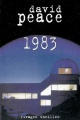 Couverture : 1983 David Peace