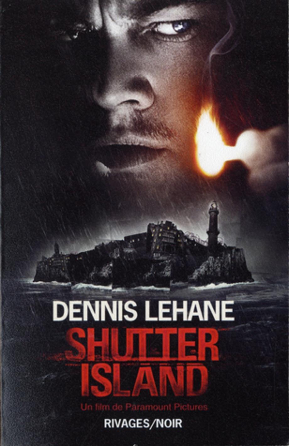 Extrait Shutter Island Livre