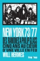 Couverture : New York 73-77 Will Hermes