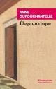 Couverture : Éloge du risque Anne Dufourmantelle